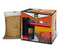 Deshollinador estufa y caldera pellet 1 5 kilos 231296 Masso