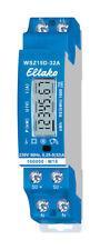 Eltako WSZ15D-32A, Wechselstromzähler 32A geeicht, LCD-Display - neu