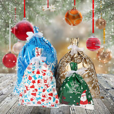 30PCS Large Christmas Gift Bags Candy bag Wrap Present Gift Party Bags Storage