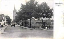Heckington. Church Street # 6 by B Smith. Heckington.