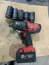 """Milwaukee  M18 FUEL 3/4"""" Impact Wrench Used with sockets"""