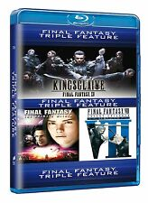 FINAL FANTASY - 3 MOVIE COLLECTION  3 BLU-RAY