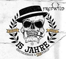 FREI.WILD 15 Jahre Deutschrock & SKAndale CD Digipack 2016