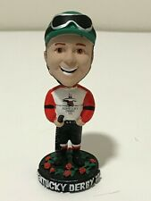 2005 131TH KENTUCKY DERBY MINIATURE BOBBLEHEAD NODDER FIGURE JOCKEY