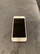 Apple iPhone 6s 64GB Rose Gold (Unlocked) A1688 (CDMA/GSM) + extras