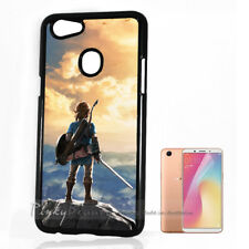 ( For Oppo A73 ) Back Case Cover P30072 Legend of Zelda