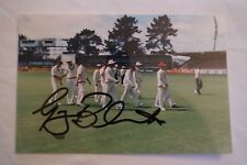 Cricket Collectable - 1994 - Colour Photo - Greg Blewett - signed