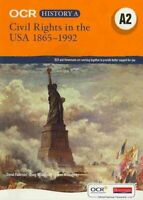 OCR A Level History A2: Civil Rights in the USA 1865-1992 9780435312664