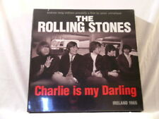 "ROLLING STONES Charlie is My Darling NEW DVD/CD/10"" LP box set Keith Richards"