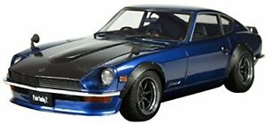Ignition Model 1/12 Nissan Fairlady Z S30 Blue Finished Product New 1A1121