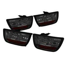 Spyder 5032201 LED Tail Lights Black For 2010-2013 Chevrolet Camaro 2pc NEW