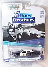Blues Brothers Jake and Elwoods Bluesmobile  1-64 scale Ltd ed