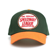 Unisex Mens Womens Speedway Short Visor Baseball Cap Trucker Hats GREEN