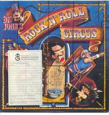 "BIG JOHN'S ROCK 'N' ROLL CIRCUS - 12"" VINYL LP (TRANSLUCENT VINYL)"