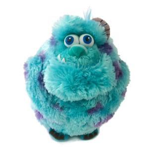 "Ty Beanie Ballz Disney Pixar Monsters Inc University Sully Plush Stuffed Toy 6"""