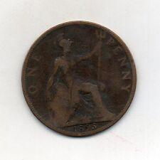 Gran Bretaña One Penny 1895