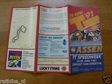 1991 FLYER DUTCH TT ASSEN 1991 GRAND PRIX,MOTO GP