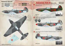 Escala de impresión 1/72 Yak-9 # 72190