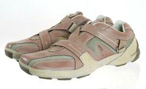 Mark Nason Lounge Men's Casual Shoes Size 12 Leather Tan Beige