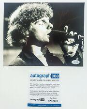 *Crazy Love* Van Morrison Signed Vintage 8x10 Photo in Dark Spot Proof ACOA G