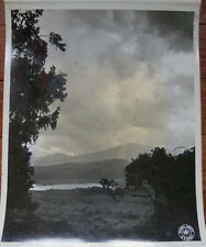 WWII CBI PHOTO - VIEW OF FORBIDDEN LAKE FROM LEDO ROAD 1944