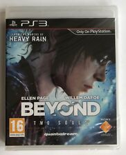 PS3 Beyond: Two Souls (2013), UK Pal, Brand New & Factory Sealed