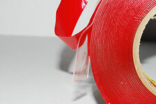 Double-sided Clear Transparent Acrylic Foam Adhesive Tape  8MM X10M A114