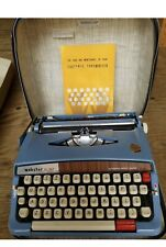 BROTHER WEBSTER XL-747 TYPEWRITER + CASE