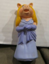 Miss Ms Piggy Finger Puppet Muppets Fisher Price Vintage Henson 76- 1978 Rubber