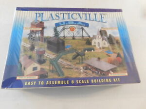 NEW BACHMANN PLASTICVILLE WATER TOWER #45978 FACTORY SEALED NIB O SCALE