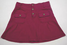 GAP KIDS GIRLS SIZE LARGE L 10 HOT PINK  STRETCH SKIRT NEW