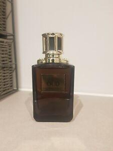 Perry Ellis Oud Black Vanilla Absolute - 100ml - EDP - 99% full