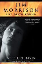 Jim Morrison: Life, Death, Legend (Paperback or Softback)