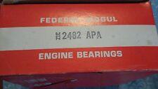 Federal Mogul 2482APA Main bearing (1 set. STD.)  CATERPILLAR CAT 6, D353