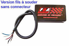 Boitier additionnel FGA Evo R Chrysler Voyager 2.0 Family (3rd gen) 98-00 133cv