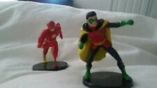DC DIRECT: THE FLASH & Robin  PVC  GOLDEN AGE-MODERN AGE