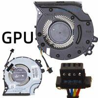 Ventilateur GPU Fan pour HP 15-cx0047nf Refroidisseur interne