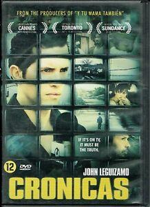 Crónicas (2004) John Leguizamo - Alfred Molina