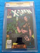 Uncanny X-Men #267 - Marvel - CGC SS 9.6 NM+ - Signed by Whilce Portacio, Wiacek