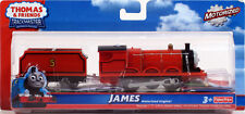 Fisher Price Thomas & Friends TrackMaster James motorized engine 2-Pack Coal Car