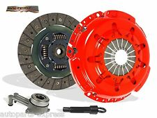 CLUTCH KIT AND SLAVE BAHNHOF STAGE 1 fits 00-04 FORD FOCUS LX SE 2.0L ONLY SOHC
