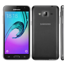 Samsung Galaxy J3 (6) 2016 Model 5 Inch 8GB Unlocked 4G LTE WIFI GPS Smartphone