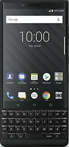 BlackBerry Key2 BBF100-6 - 64GB - Black (Unlocked)