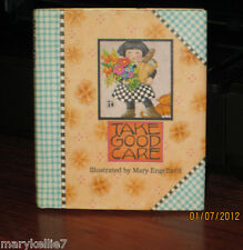 Mary Engelbreit Little Book Take Good Care - A Book About Get Well Wishes