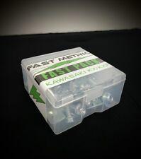 KAWASAKI FAST-PACK for KX60 KX65 KX80 KX85 KX125 KX250 KX500 &Plastic container