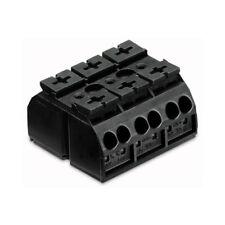 Erico Pentair BD80//100A 12X0//PUT 2P DIST nero Morsettiera di distribuzione
