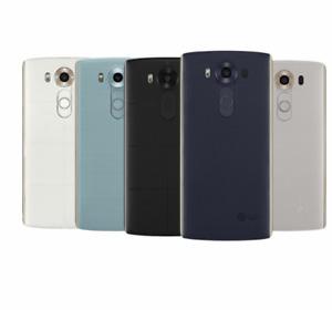 "Original LG V10 H900 AT&T H901 H961N 4G LTE 5.7"" 16MP 4GB+64GB Fingerprint Phone"