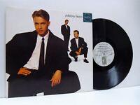 JOHNNY HATES JAZZ turn back the clock LP EX/EX, V2475, vinyl, with lyric inner,