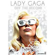 Lady Gaga - Off The Record - DVD DVD