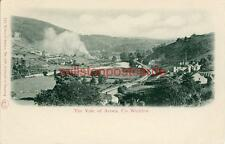 PRINTED POSTCARD OF THE VALE OF AVOCA, COUNTY WICKLOW REPUBLIC OF IRELAND WRENCH